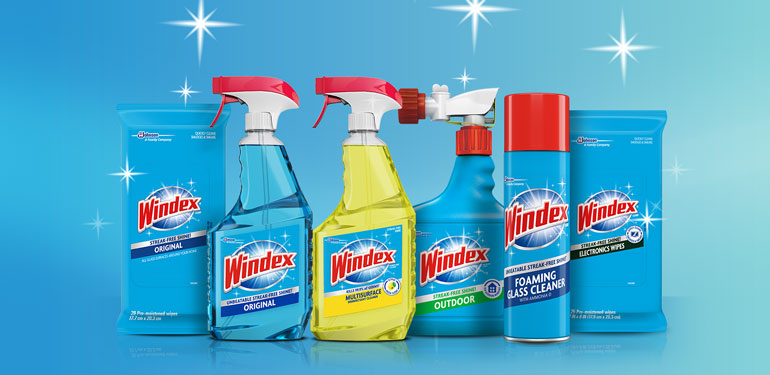 More About Windex 3