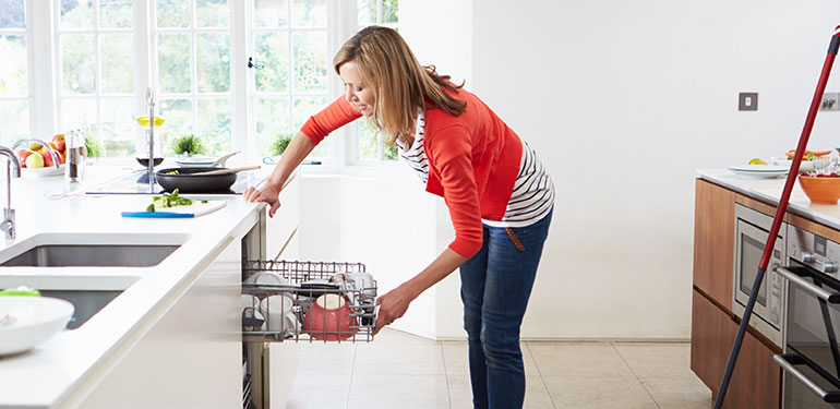Clean The Counters