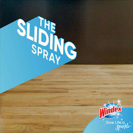 Windex trick spray videos