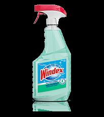 Limpiador desinfectante multisuperficie Windex® con Glade® Rainshower