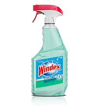 Limpiador desinfectante multisuperficie Windex® con Glade® Rainshower