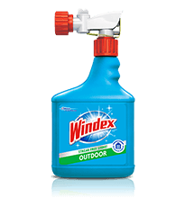 Windex® Outdoor Sprayer Window Cleaner