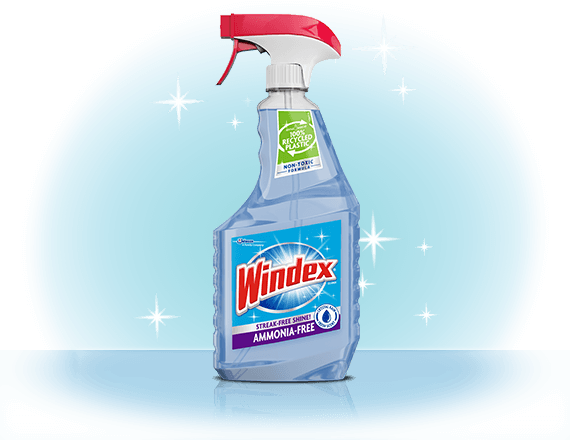 Windex® Ammonia-Free Glass Cleaner Front
