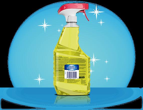 Limpiador desinfectante multisuperficie Windex® respaldo
