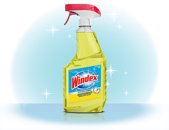 Windex® Multi-Surface Disinfectant Cleaner Front
