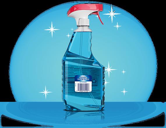 Limpiador de vidrio Windex® Original respaldo