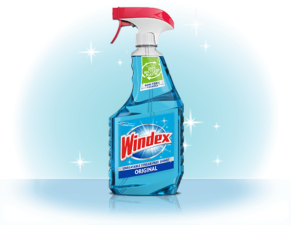 Windex® Original Glass Cleaner Front