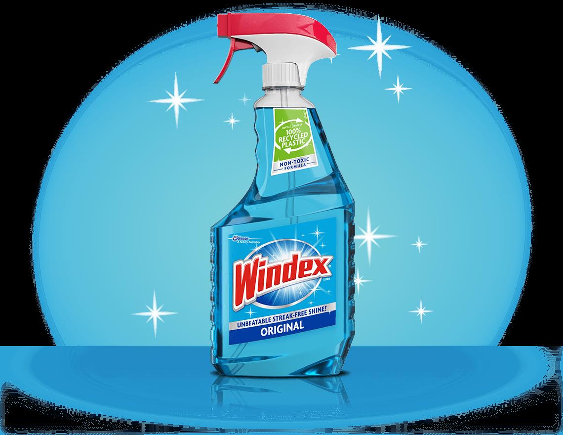 Limpiador de vidrio Windex® Original frente