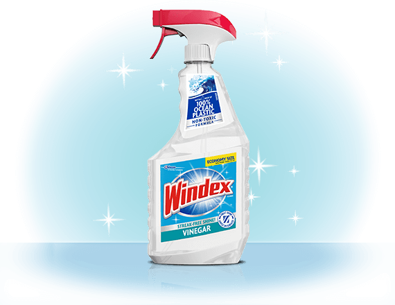 Windex® Vinegar Glass Cleaner Front
